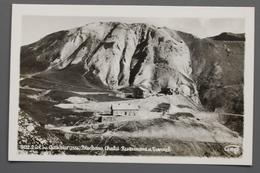 8122 - Col Du Galibier - Chalet Blockhaus, Chalet-restaurant Du Tunnel - Gep - A. Hourlier - La Tronche - Vers 1950 - Saint Jean De Maurienne