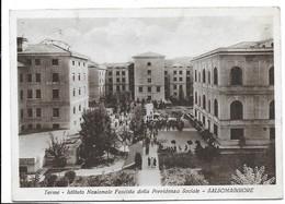 Salsomaggiore Terme (Parma). Istituto Nazionale Fascista Della Previdenza Sociale. - Parma