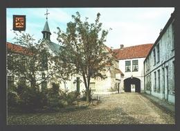 Oudenaarde - Het Begijnhof - Binnenkoer Met Kapel - Oudenaarde