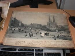 Big Postcards Riesenkarte  Wien Tramway Horses - Unclassified