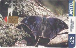 URUGUAY - Memphis Morvus(290a), 08/03, Used - Uruguay