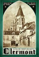 France Travel Postcard Clermont 1910 - Reproduction - Advertising