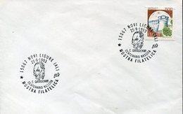 37884 Italia Special Postmark 1993 Novi Ligure Centenary Of Birth C. Girardengo  , Cycling  Cyclisme, - Ciclismo
