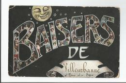 Baisers De Villeurbanne - Fantaisie - Lune - Villeurbanne