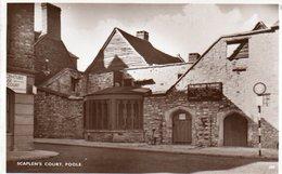 88Sv  Angleterre Scaplen's Court Poole - Angleterre