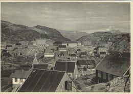 The Settlement Of Sukkertoppen.   Greenland. B-3192 - Groenlandia