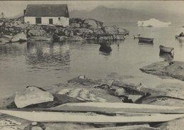 The Small Settlement Of Napassoq.  Greenland. B-3194 - Groenlandia