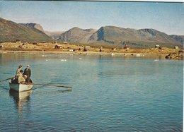 Sarqaq - Settlement At Vaigattet.  Greenland. B-3195 - Groenlandia