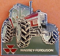 FF  37........TRACTEUR / ENGIN AGRICOLE /......................TRACTEUR   MASSEY   FERGUSSON......3000 - Pin's