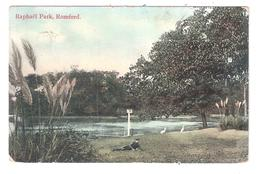 Raphael Park Romford Used With Stamp 1907 Romford Essex - England