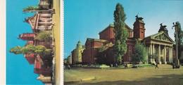 BULGARIE---carte Maxima  Postcart--SOFIA---le Théâtre National Ivan Vazov--voir 2 Scans - Bulgarie