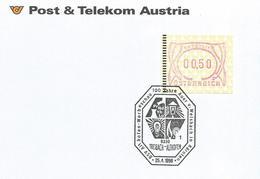 Österreich Austria 1998 Treibach Electricity Light Chemicals ATM Card - Milieubescherming & Klimaat