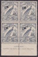 New Guinea 1932-4 Undated Birds Air Mail Sc C33 Mint Never Hinged - Papua Nuova Guinea