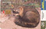 URUGUAY - Animal, Mano Pelada(251a), 10/02, Used - Uruguay