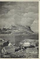 The Settlement Of Umanak. Old Ship In Port.  Greenland  B-3199 - Groenlandia
