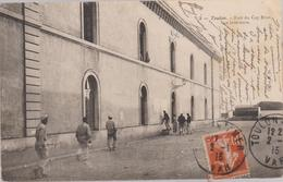 CPA B31 TOULON Fort Du Cap Brun Vue Intérieure-belle Animation Envoyée En 1915 - Toulon