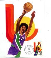 Carte Maximum 1983 Basketball - Maximumkarten (MC)