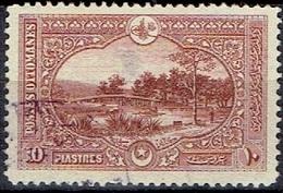 TURKEY  #  FROM 1914 STAMPWORLD 252 - 1858-1921 Empire Ottoman