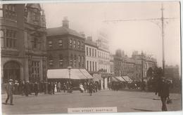 8Eb-477: HIGH STREET SHEFFIELD > Lille  Fr 1911  SALISBURY BALL N° 103 - Sheffield
