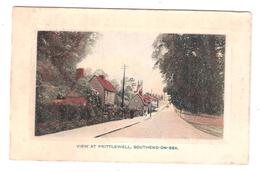 """Essex. Southend-on-Sea. Prittlewell """"View Of Prittlewell"""" 1909 Southend Postmark - Southend, Westcliff & Leigh"""
