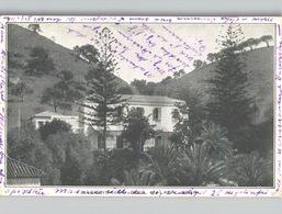 4 Postales MALAGA HACIENDE DE GIRÓ, Parque, Panorama, Treno Paseo Del Muelle 1913 - Málaga