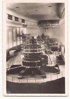 BARRAGE DE GENISSIAT 1949 GROUPE D ALTERNATEURS EN FONCTIONNEMENT 01 - Génissiat