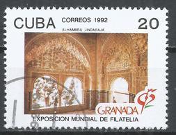 Cuba 1992. Scott #3412 (U) Granada 92 Philatelic Exhibition * - Cuba