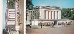BULGARIE---carte Maxima  Postcart--SOFIA---le Mausolée De Georges DIMITROV--voir 2 Scans - Bulgarie