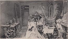 CPA B31 Bombardement De Paris RUE De PANAMA - Par Avion Juin 1918-intérieur D'un Appartement-machine à Coudre Etc - Arrondissement: 17