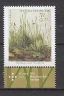Deutschland BRD  ** 3411 Umweltschutz Biologische Vielfalt  Neuausgabe 13.9.2018 Postpreis 1,00 - Ongebruikt