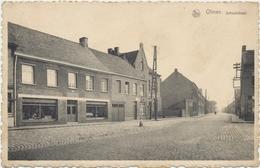 Olmen - Schoolstraat - 1952 - Balen