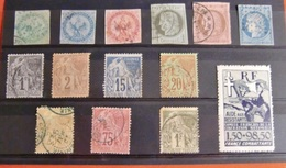 RARE COLLECTION  COLONIES FRANCAISES Dont INDOCHINE & CLASSIQUES / + De 1000 TIMBRES - Collections