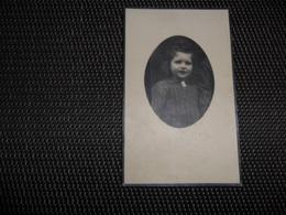 Doodsprentje ( D 186 )  Kind Hallaert / Vandewalle  - Ruysselede  Ruiselede  1940 - Décès