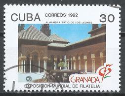 Cuba 1992. Scott #3413 (U) Granada 92 Philatelic Exhibition * - Cuba