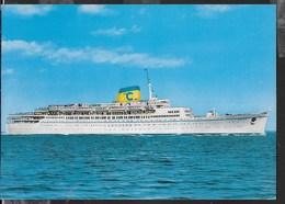PIROSCAFO CARLA COSTA - 1951/1994 - EDIZ. COSTA LINE - NUOVA - Dampfer