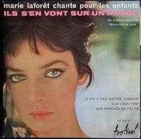 Marie Laforêt Chante Pour Les Enfants . Disque 45 T. - Disco & Pop