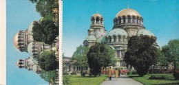 "BULGARIE---carte Maxima  Postcart--SOFIA---dôme-monument "" Alexandre  NEVSKI ""--voir 2 Scans - Bulgarie"