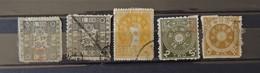 Japon - Old Revenue Stamps  // Lot 2 - Japan