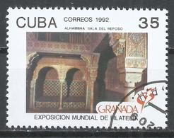 Cuba 1992. Scott #3414 (U) Granada 92 Philatelic Exhibition * - Cuba