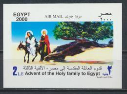 °°° EGYPT - YT 74BF - MI 74BL - 2000 MNH °°° - Egypt