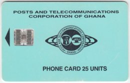 GHANA A-072 Chip Telecom - Used - Ghana