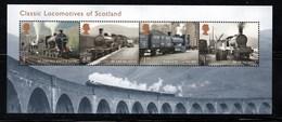 N°   ** TTB. Locomotive D Ecosse - 1952-.... (Elizabeth II)