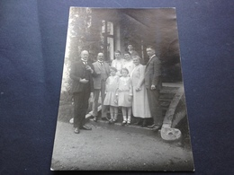 ADELS-FAMILIE MIT ZWILLINGEN - Identifizierten Personen