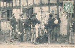 LANDES - LEU TUOUAILLE DOU PORC (HESTE DE FAMILLE) - LOUS MOUSSEROTS - France