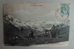 LES BARATOUS A GOURBIT - LA HAUTE ARIEGE - France