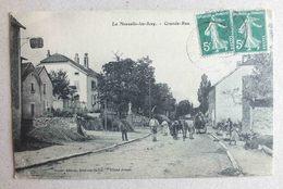 LA NEUVELLE LES SCEY - GRANDE RUE - France