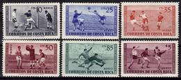 COSTA RICA    PA 283/87  *  ( Cote 8.50e ) Football Fussball  Soccer - Neufs