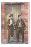 Oef Oef Ledige Zakken En Munt Dragers 1919 Beverloo - Leopoldsburg (Kamp Van Beverloo)