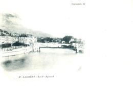 D38 - Grenoble - St Laurent - Le St Eynard  - Carte Précurseur : Achat Immédiat - Grenoble