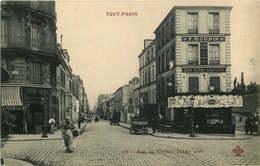 PARIS TOUT PARIS  Rue Crimée - Paris (19)